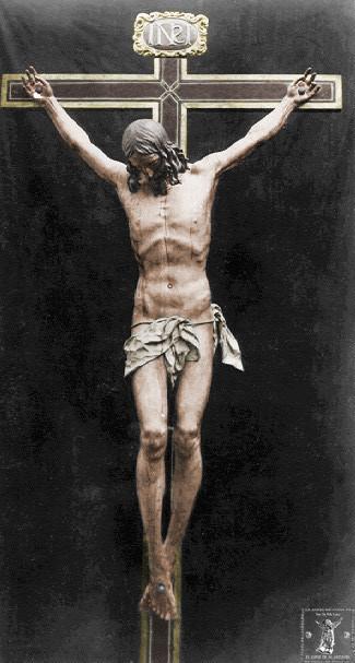 Crucifijo de Mena