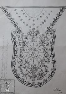 Boceto a tinta