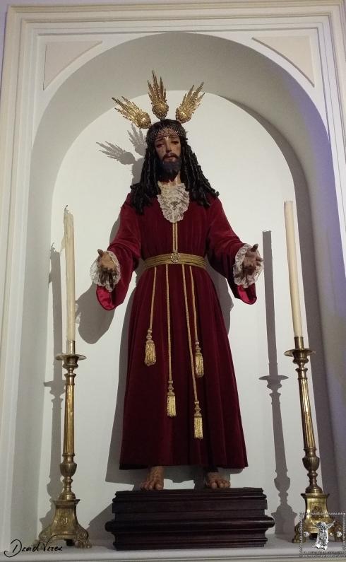 Jesús del Soberano Despedimiento para la Pasión. Pedro Fernández de Mora, 1638.